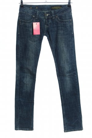 Daniel Stern Skinny Jeans blau Casual-Look