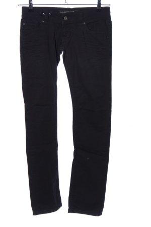 Daniel Stern Jeans slim noir style décontracté