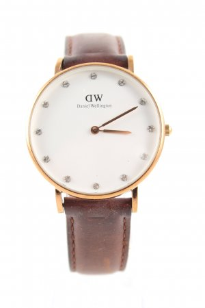 Daniel Wellington Analog Watch multicolored business style