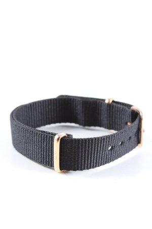 Daniel Wellington Armband schwarz Casual-Look
