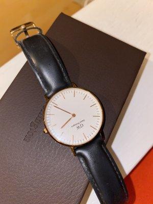Daniel Wellington Horloge met lederen riempje veelkleurig