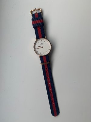 Daniel Wellington Armbanduhr, kaum getragen