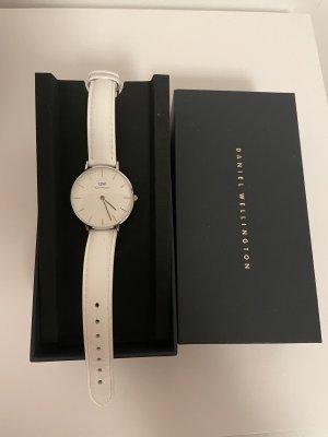 Daniel Wellington Armbanduhr weiß