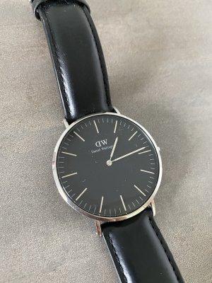 Daniel Wellington Classic Sheffield 40mm schwarz Silber