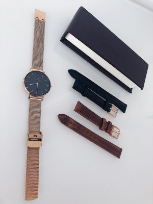 Daniel Wellington Uhr + 2 Wechselarmbänder