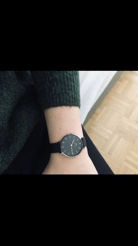 Daniel Wellington Analog Watch black-silver-colored