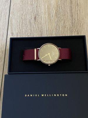 Daniel Wellington Fermoir de montre bordeau