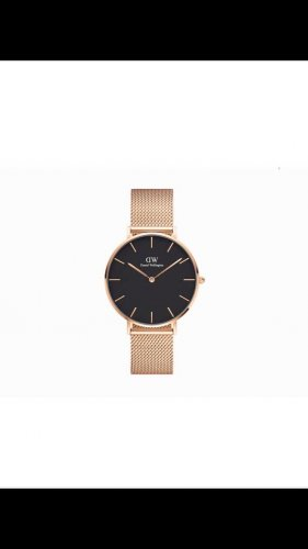 Daniel Wellington Uhr in Bronze