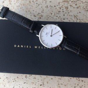 Daniel Wellington Uhr in Silber