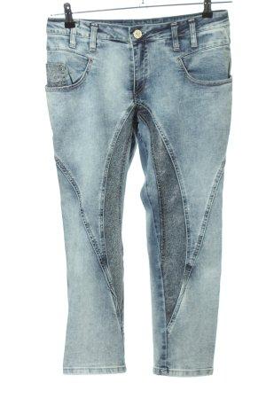 Daniela Dalla Valle 7/8 Jeans blau Casual-Look