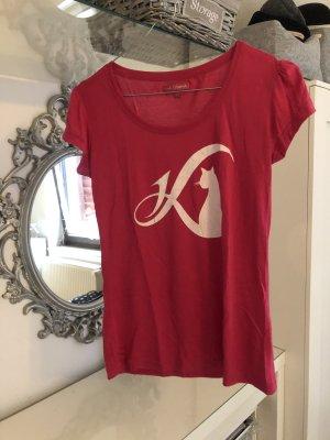 Daniela Katzenberger T-Shirt pink