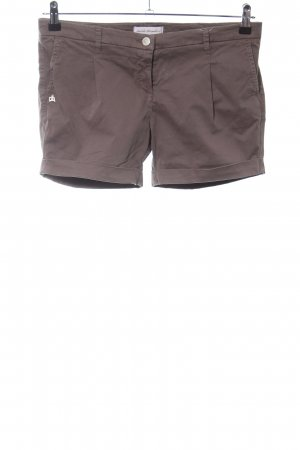 Daniele Alessandrini Shorts brown casual look