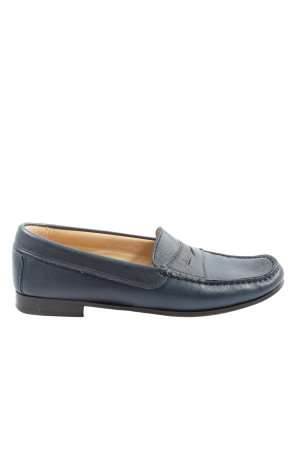 Daniele Lepori Loafers blue business style