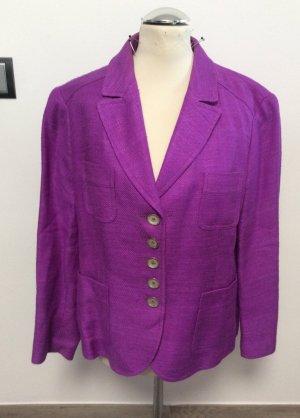 Daniels & Korff Short Blazer violet