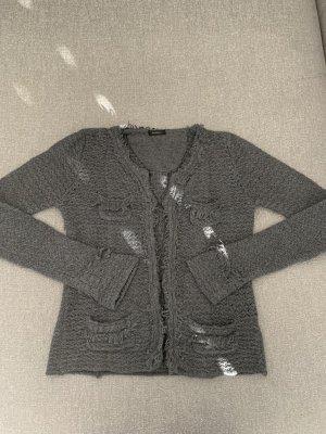 DANIELS Veste en tricot gris