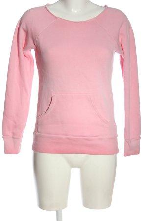 DANIELS Sweatshirt rose style décontracté