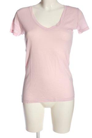 DANIELS T-shirt rose style décontracté