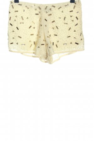 Danity Hot Pants wollweiß Elegant