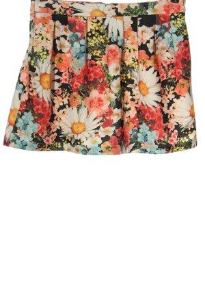 Danity Miniskirt allover print elegant