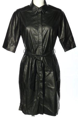 Dante 6 Kunstlederkleid schwarz Casual-Look