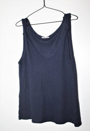 Orsay Knitted Top dark blue