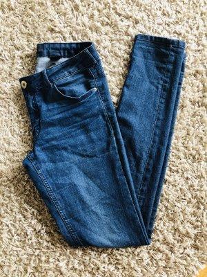 GP & JBAKER X H&M Pantalón de tubo azul oscuro