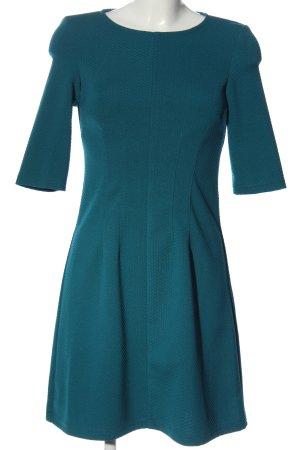 Darling A-Linien Kleid blau Casual-Look