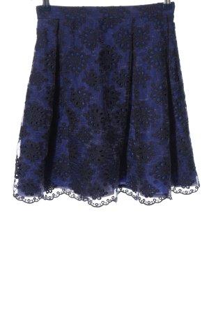 Darling Glockenrock blau Casual-Look