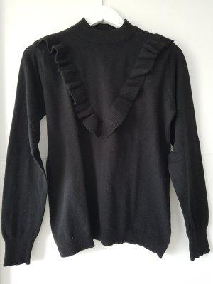 Darling Harbour Wollen trui zwart