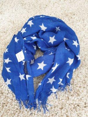 Darling Habour Tuch, blau mit Sternen