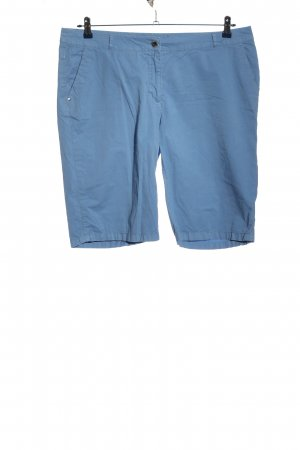 Darling Harbour Bermuda blau Casual-Look