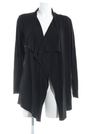 Darling Harbour Cardigan schwarz klassischer Stil