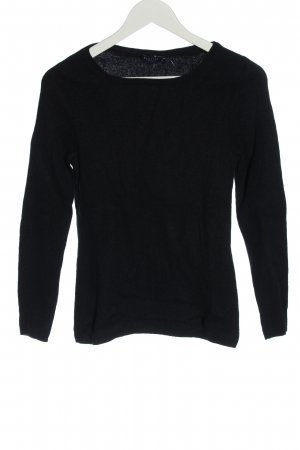 Darling Harbour Cashmere Jumper blue casual look