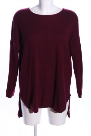 Darling Harbour Cashmere Jumper red casual look