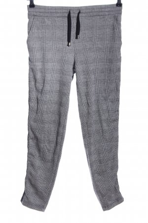 Darling Harbour Chinohose hellgrau Allover-Druck Casual-Look