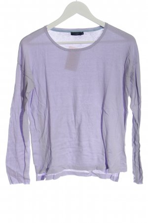 Darling Harbour Fine Knit Jumper lilac casual look