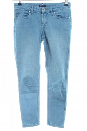 Darling Harbour Five-Pocket-Hose blau Casual-Look