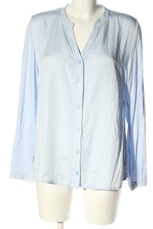 Darling Harbour Hemd-Bluse blau Business-Look