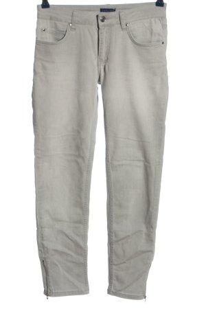 Darling Harbour Slim Jeans light grey casual look