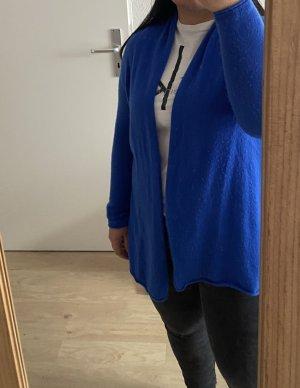 Darling Harbour Pullover in cashmere blu