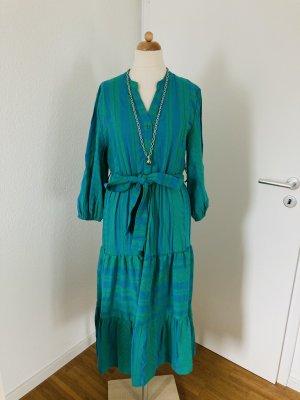 Darling Harbour Kleid mit 3/4-Arm Ethno Gr 36
