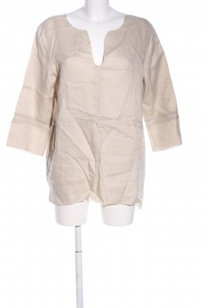 Darling Harbour Kurzarmhemd creme Casual-Look