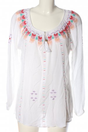 Darling Harbour Langarm-Bluse Mustermix Casual-Look
