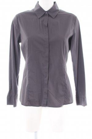 Darling Harbour Langarm-Bluse lila Business-Look
