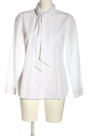 Darling Harbour Shirt met lange mouwen wit casual uitstraling