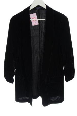 Darling Harbour Long Blazer black casual look