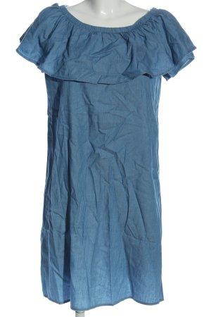 Darling Harbour Minikleid blau Casual-Look