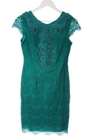 Darling Harbour Spitzenkleid grün Elegant