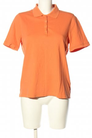 Darling Harbour Polo-Shirt hellorange Casual-Look
