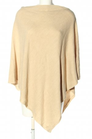 Darling Harbour Poncho natural white casual look